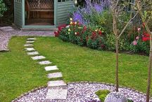 Garden Ideas / The blank canvas garden at new house in France