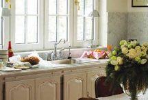 Kitchen + Dining  / by Tiffany Skipper Rossics