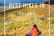 IRELAND - HIKING