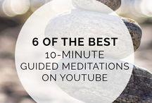 RTV: gratitud, meditación, lectura inspiradora