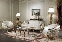LUXURY HIGH END LIVING ROOM FURNITURE