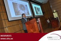 European School for Advanced Studies in Ophthalmology conference concludes at UHS / European School for Advanced Studies in Ophthalmology conference concludes at University Hospital in Sharjah. Five-day conference focused on cataract and intraocular refractive surgery.