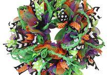 Halloween Wreaths / by Sally Wilsey