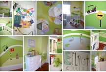 Golf Decor / Fun ideas to incorporate golf into your home.
