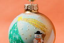 Boże Narodzenie / stroiki ozdoby