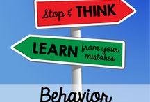 Stage Three Behaviour Management