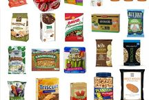 Healthy food snacks
