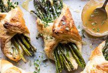 Spargel | Asparagus / Die besten Rezepte mit Spargel - egal ob grüner oder weißer Spargel, die Saison ist kurz, aber die Rezepte vielfältig und lecker! Vom Grill, auf Pizza oder Flammkuchen, im Risotto oder in der Suppe - Spargel ist ein echter Sommerhit!