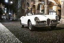 Alfa romeo giulietta vintage