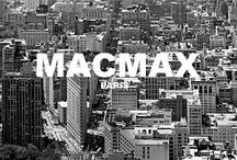 MACMAX THE BRAND / Life is unpredictable. You can only work to make it better. And one simple and effective solution is a perfect dress. A perfect outfit surely adds to your confidence, your charm and attracts positivity. It raises your feel good factor.