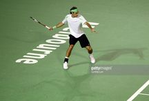 Federer forehand with comments