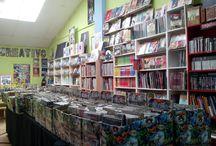 Tiendas de Comics en Zaragoza / Tiendas de Comics en Zaragoza