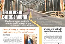 My front page designs / by Jessi Dreckman