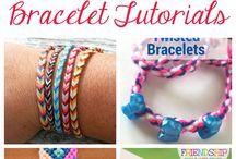 DIY bracelets & knots