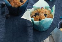 Muffin Recipes / Bake one of these easy muffin recipes and you'll have an indoor activity and a week's worth of family snacks rolled into one.