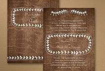 Wedding / Wedding invitations, ideas, and more