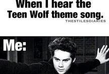 Teen wolf ♡