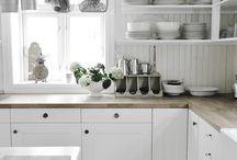 Remontowo-Kuchnia, podłogi, schody, szafy
