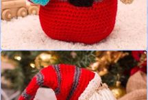 háčkovane - vianoce