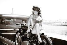 Bikes n babes