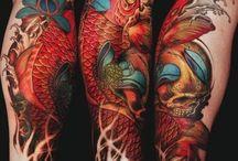 More Japanese tattoo ideas