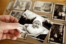 Baby basteln
