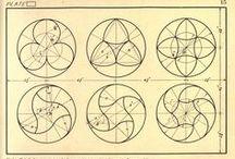 геометрия орнамента,формы,перспектива
