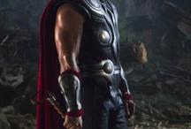 Thor / Thor aka Chris Hemsworth.......