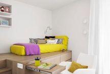 Destan yatak odası