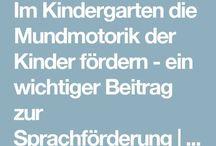 Sprache im Kindergarten