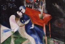ART: marc chagall / 1887–1985