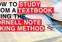 notetaking textbook