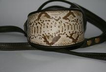 Sighthound collars / Handgemaakte halsbanden en lijnen voor windhonden