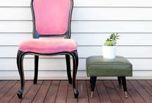 Vintage furniture / Gorgeous vintage and vintage-inspired furniture