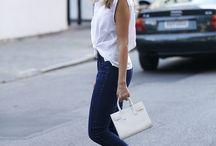 jeans dobrado