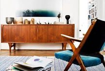 Mid Century Modern Sideboards / Beautiful mid-century modern sideboards that we love ad Midcenturyhome.com.  / by Mid Century Home .