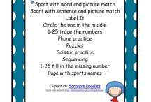 Olympic Fun For Preschool