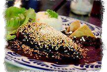 CUISINE MEXICAINE / COCINA MEXICANA / Quelques photos des plats incontournables de la CUISINE MEXICAINE. Algunos platillos mexicanos y de la COCINA MEXICANA