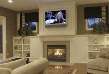living room / by Jennifer Uzogara