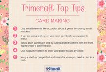 Trimcraft Top Tips / With so many handy craft hints and tips we thought we would put together our crafty top tips