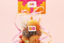 Gifting with Dunkin'