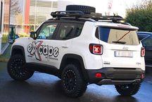 Jeep Renegade - Modificate