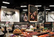 grocery - interior