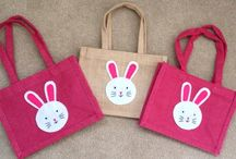 Rabbits / A selection of bunny rabbit gifts available to buy from our online marketplace