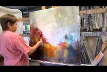 Vídeos sobre pinturas