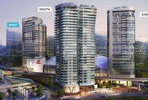 Aquilini Centre apartments for rent
