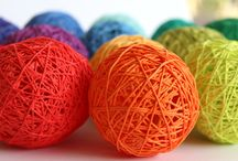 Bricolage en laine