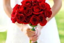 Midge's Wedding Flowers / by Kira McDonald