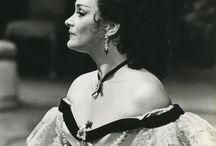 Romanian opera singers / Great Romanian opera singers