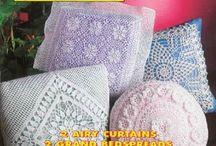 Revistas crochet, tejido manualidades